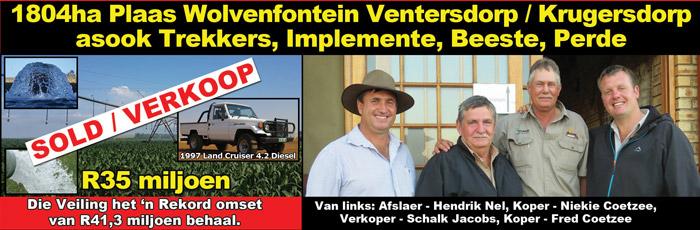 sale-wolvefontein