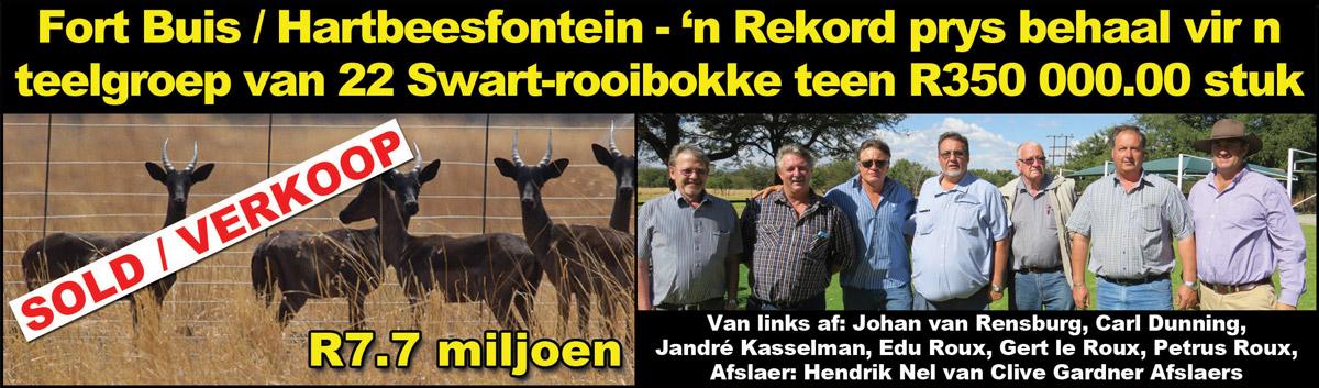 swartrooibok