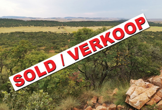 SOLD - 719HA VEREENIGING PLASE 2019